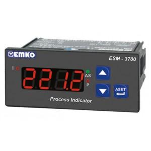 Indicateur Numérique de process EMKO type ESM-3700